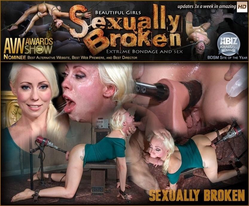 [HD] Lorelei Lee, while getting throat blasted Lorelei Lee, Matt Williams, Sergeant Miles - SiteRip-00:10:52 | Hardcore, Blowjob, Domination, BDSM, Bondage - 591,7 MB