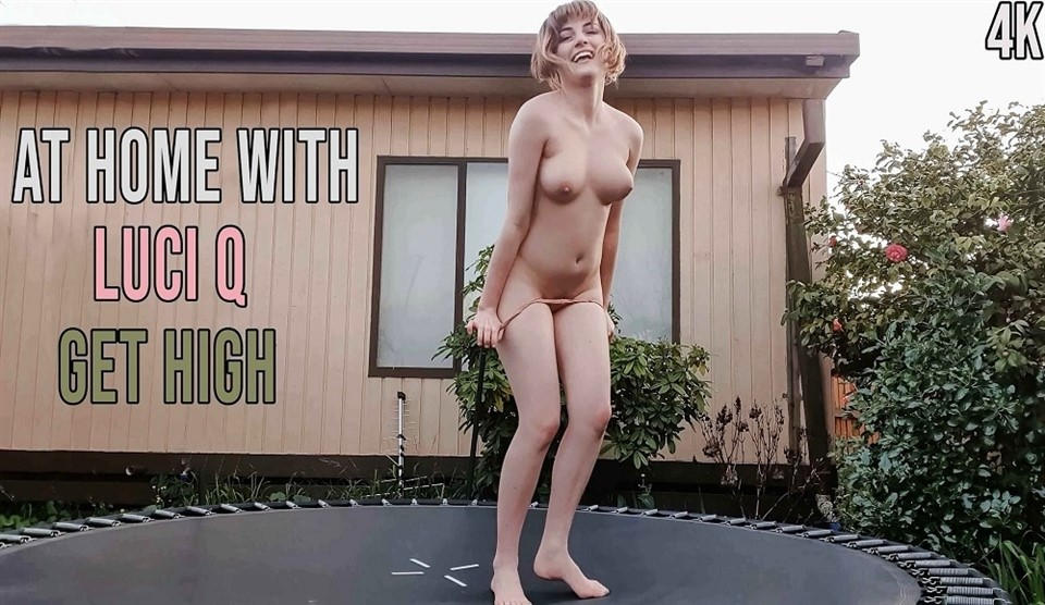 [Full HD] Luci Q - At Home Get High Luci Q. - SiteRip-00:11:08 | masturbation, solo, outdoor - 643,6 MB