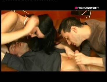 [SD] MALE BISEXUALITY Mikka Hanson, William, Ricco - French Lover Channel-00:00:00 | penetration, oral, bisex, anal on woman, safesex - 180,4 MB