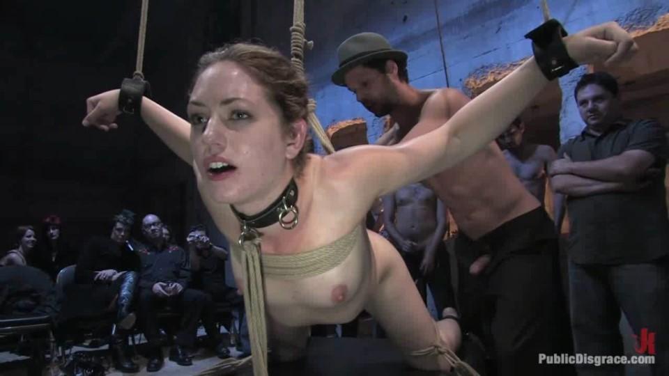 [HD] May 22, 2009 - Benjamin Brat, Sarah Shevon Mix - SiteRip-01:05:03 | submission, Fetish, newcyber, public, bdsm, bondage - 779,9 MB