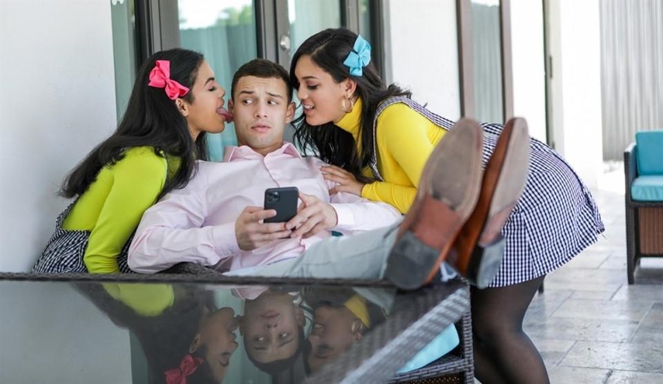 [Full HD] Maya Farrell, Alina Belle Maya Farrell, Alina Belle - SiteRip-00:42:58 | Brunette, Missionary, Cum Shot, Latina, Tattoo, All Sex, Blowjob, Big Tits, Threesome, Doggystyle, Cowgirl - 1,2 GB