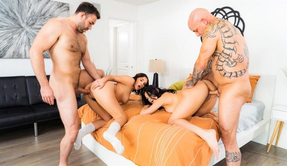 [Full HD] Mona Azar, Violet Starr - My Sexy Roommate Vol 2 E3 Mona Azar, Violet Starr         - SiteRip-00:28:59   All Sex, Choking, Group, Blowjob, Brunette, Cum in Mouth, Cumshot, Big Tits, Cowgi...