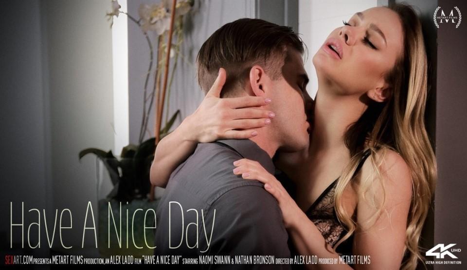 [HD] Naomi Swann - Have A Nice Day Naomi Swann - SiteRip-00:24:55   Blonde, All Sex - 720,2 MB