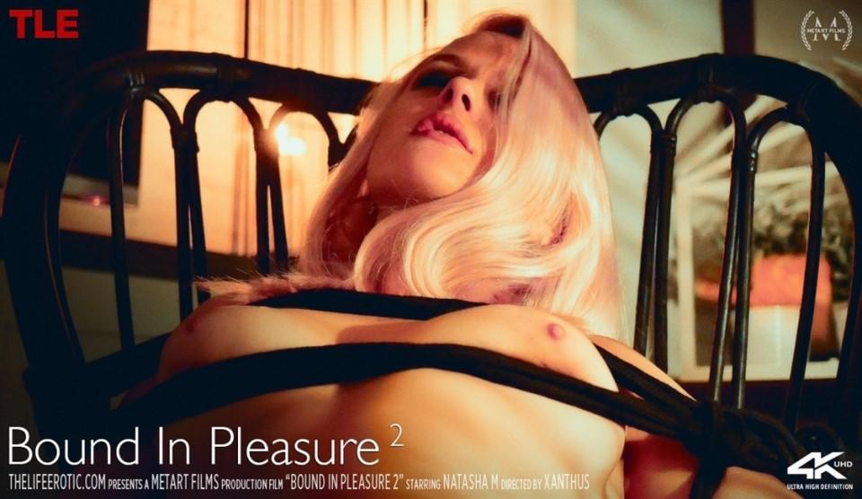 [Full HD] Natasha M - Bound In Pleasure 2 Natasha M - SiteRip-00:11:49 | Blonde, Solo, Toys - 427,6 MB