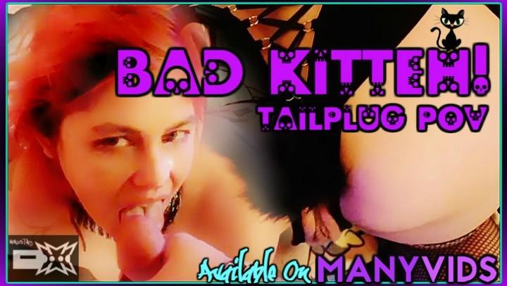 [SD] Ninjastarz Bad Kitteh Tailplug Pov Fuck And Facial NinjaStarz - ManyVids-00:16:18   Anal,Deepthroat,Double Anal,Facials,Halloween - 573 MB