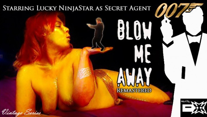 [Full HD] ninjastarz blow me away remastered 007 parody fuck NinjaStarz - ManyVids-00:13:28 | Cosplay,Cumshots,Deepthroat,Halloween,Role Play - 887,4 MB