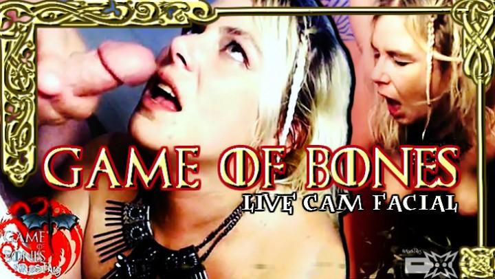 [Full HD] ninjastarz game of bones facial live cam facial NinjaStarz - ManyVids-00:13:28 | Anal,Cosplay,Cum Swallowers,Facials,Easter - 1,8 GB