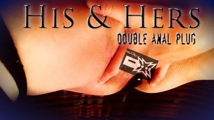[Full HD] ninjastarz his hers double anal plug NinjaStarz - ManyVids-00:04:41 | Butt Plug,Handjobs,POV,Toys,Valentine's Day - 776,3 MB