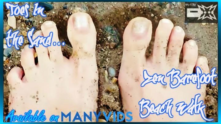 [Full HD] Ninjastarz Toes In The Sand Zen Bare Feet Beachwalk NinjaStarz - ManyVids-00:05:23 | Barefoot,Foot Fetish,Legs,Outdoors,POV - 910,1 MB