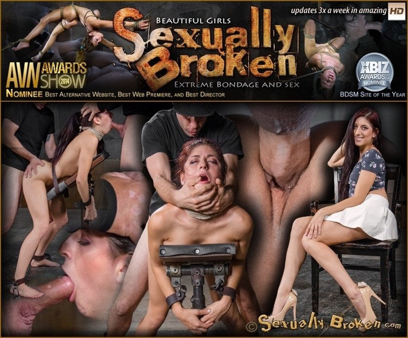 [HD] Nubile newbie Nikki Knightly bound down and roughly fucked Nikki Knightly, Matt Williams, Maestro - SiteRip-00:12:17 | Domination, Bondage, Hardcore, BDSM, All sex - 665,8 MB