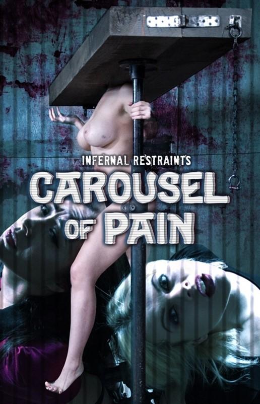 [HD] Nyssa Nevers, Nadia White. Carousel of Pain Nyssa Nevers, Nadia White - SiteRip-00:39:03   Torture, Spanking, Bondage, Humilation, BDSM - 2,1 GB