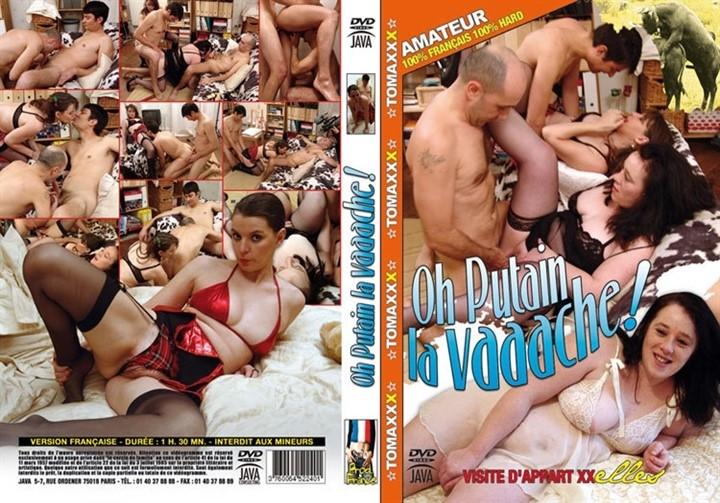 [SD] Oh Putain La Vaaache Mix - Java-01:24:43   Amateur, DVDRip, Bisexual, Oral - 1,1 GB