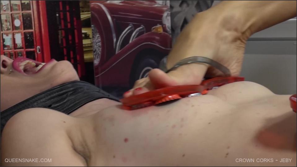 [Full HD] QS, Jeby. Crown Corks - Jeby QS, Jeby - SiteRip-00:30:35   Humiliation, Torture - 1,7 GB
