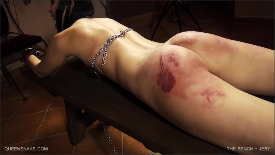 [Full HD] QS, Jeby. The Bench - Jeby QS, Jeby - SiteRip-00:24:40 | Torture, Humiliation - 1,4 GB