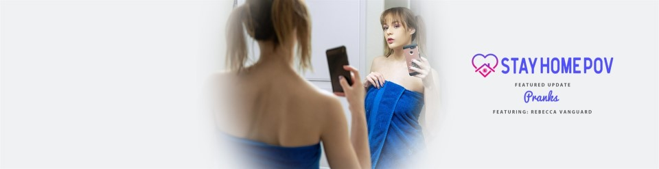 [HD] Rebecca Vanguard - Pranks Rebecca Vanguard - SiteRip-00:45:51 | All Sex - 2 GB