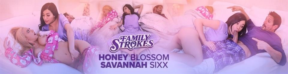 [HD] Savannah Sixx & Honey Blossom - My Step Parents Seduced Me Savannah Sixx & Honey Blossom - SiteRip-00:22:26 | Milf, Step Dad, Side Fuck, Pantyless, Step Mom, Long Hair, Shorts, Curvy, Taboo, B...