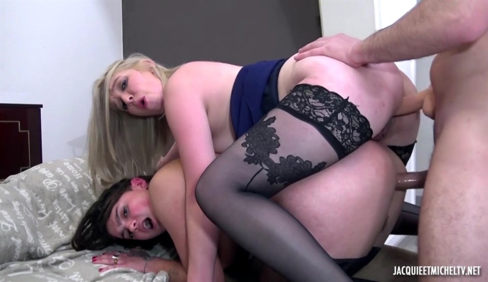 [HD] Shanna & Lou - Shocking Encounter Between Shanna, 27, And Lou Mix - SiteRip-00:46:46 | Gonzo, Hardcore, Threesome, All Sex - 704,6 MB