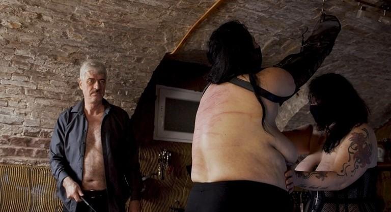 [4K Ultra HD] Tatiana Debut - Part 03 Mix - Graias.com-00:17:55 | Whipping, Humiliation, Pain, BDSM, Spanking, Torture - 1,8 GB