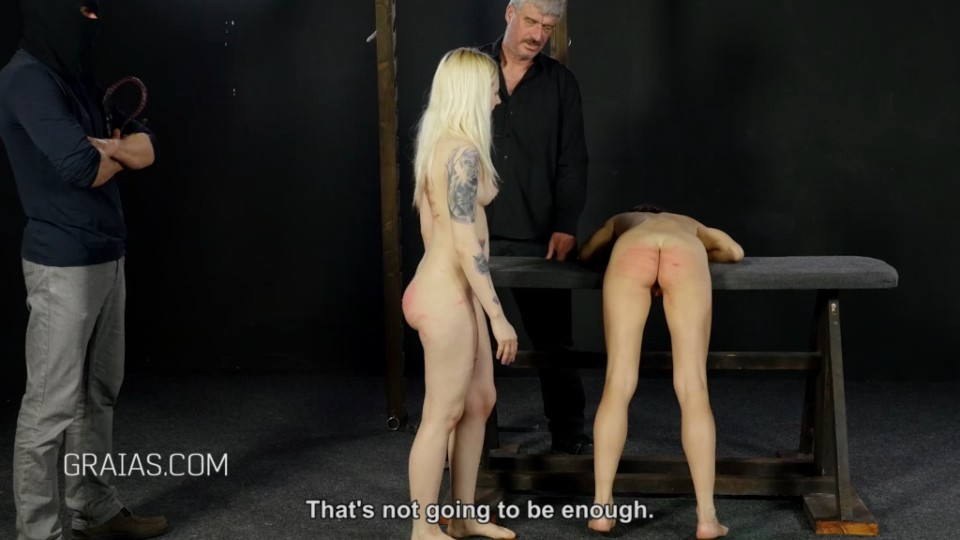 [Full HD] The Terminator, The Groovy and The Faithful Slave Part 5 Mix - Graias-00:24:46 | Torture, Humiliation, BDSM, Whipping, Pain - 825,4 MB