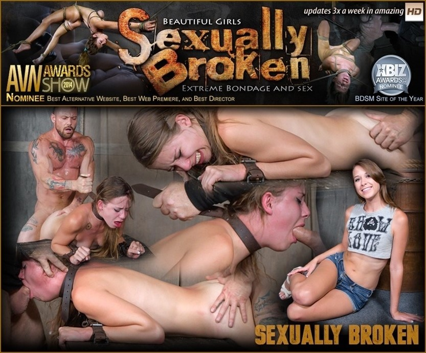 [SD] To cute for porn Zoey Lane is destroyed by massive hard pounding cock in bondage Zoey Lane, Matt Williams, Sergeant Miles - SiteRip-00:10:35 | Bondage, BDSM, All sex, Hardcore, Domination - 11...