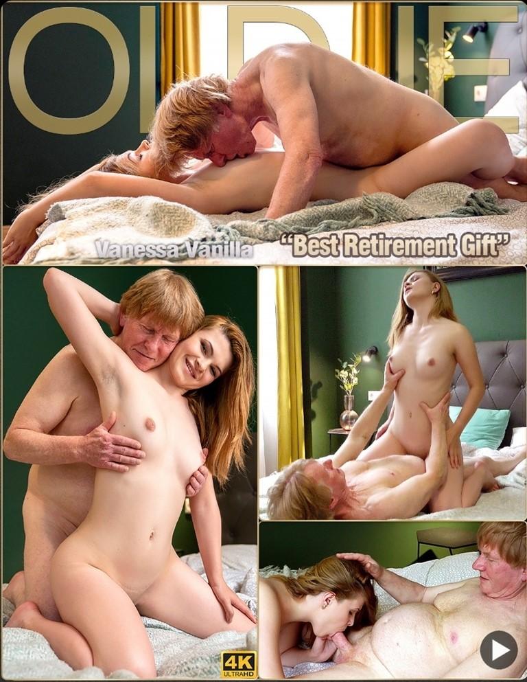[Full HD] Vanessa Vanilla. Best Retirement Gift Vanessa Vanilla - SiteRip-00:20:41 | bedroom, closeup, handjob, ballslicking, kissing, cunnilingus, deepthroat, cumonbody, doggystyle, blowjob - 517,...