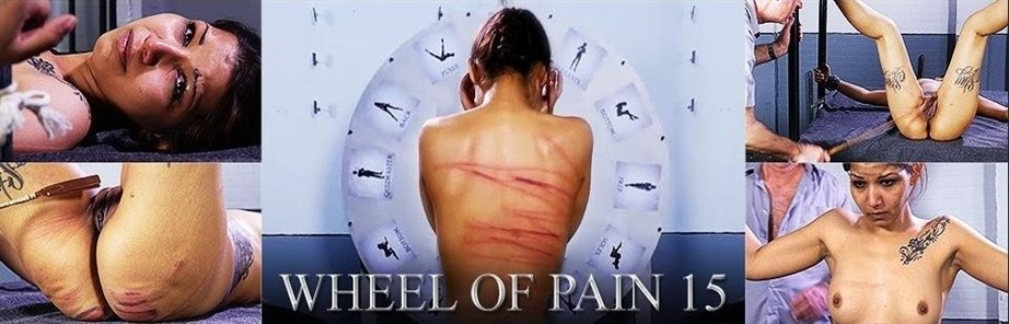 [Full HD] Wheel of Pain 15 Mix - ElitePain.com-00:47:18   Hardcore, Bondage, Torture, Flagellation, BDSM, Spanking - 1,8 GB