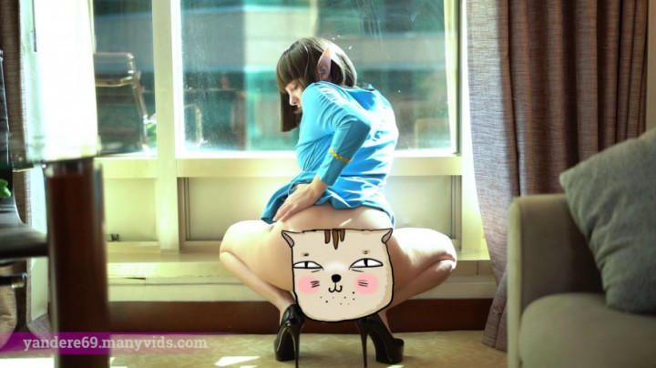 [Full HD] yandere69 perv spock Yandere69 - ManyVids-00:16:55 | Cosplay,Striptease,High Heels,Cum Play,Fingering - 446,5 MB