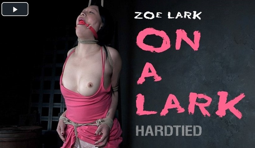 [HD] Zoe Lark. On A Lark Zoe Lark - HardTied.com-00:42:26   Humiliation ,  BDSM ,  Whipping ,  Torture - 2 , 3 GB