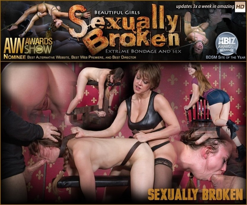 [LQ] Zoey Laine Bound to Bench and Fucked Until Mindless and Drooling Zoey Laine, Dee Williams (Darling), Matt Williams - SiteRip-00:15:49   Domination, All sex, Bondage, Strap On, Hardcore, BDSM -...