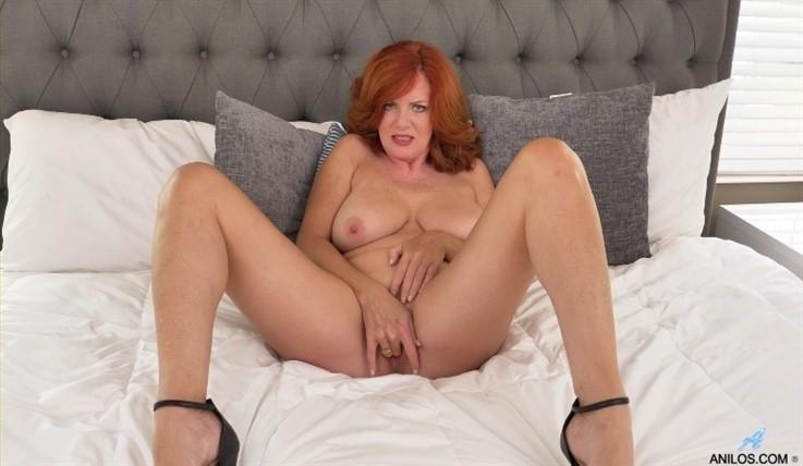 [Full HD] Andi James - Red Fox 03.09.19 Andi James - SiteRip-00:11:04 | Big Tits, Hairy, Mature, Red Head, Masturbate, Posing, Solo - 512,7 MB
