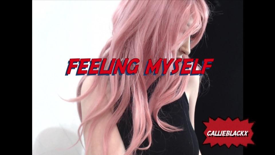 [Full HD] Callieblackx Feeling Myself Tonight CallieBlackX - ManyVids-00:02:27   Big Boobs, Exotic Dancers, Strip Tease, Twerk, Wig Fetish - 318 MB