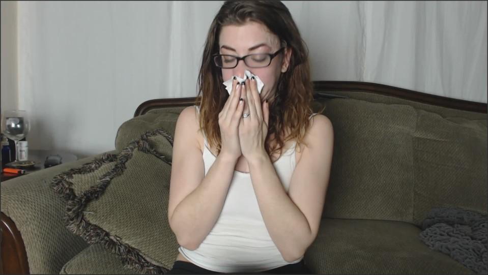 [Full HD] Canadiansammy Sammy Blows Her Nose 2015 07 05 CanadianSammy - Manyvids-00:02:09 | Size - 93,9 MB