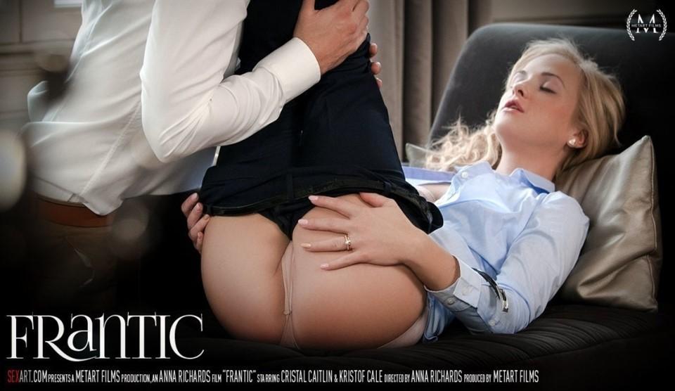 [Full HD] Cristal Caitlin &Amp; Kristof Cale - Frantic Cristal Caitlin - SiteRip-00:24:34 | Blonde, Cum On Pussy, All Sex - 1,4 GB