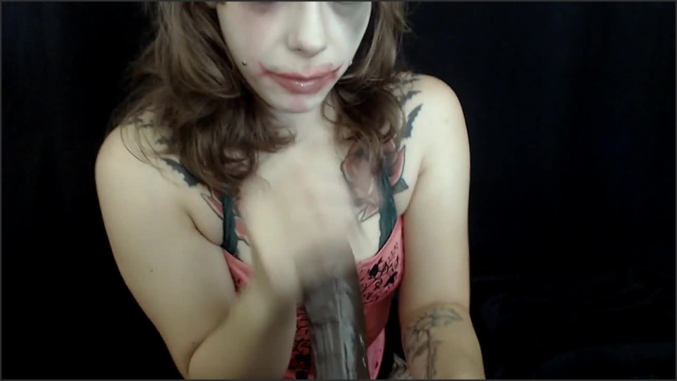 [HD] Damnedestcreature Crazed Clown Slut Wants Facefuck DamnedestCreature - Manyvids-00:11:26 | Size - 244,6 MB