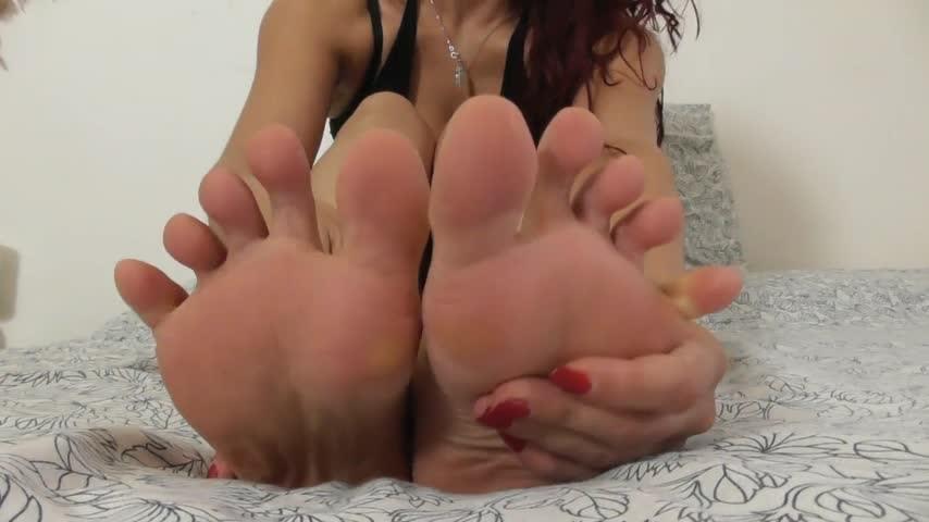 Dana Santo Girls Dana Santo In Foot Fetish