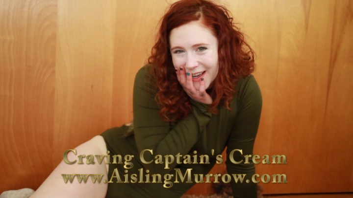 [Full HD] Delishxaisling Craving Captains Cream Delishxaisling - ManyVids-00:10:50 | Solo Masturbation, Redhead, Slut Training, Dildo Fucking, Dildo Sucking - 541,4 MB