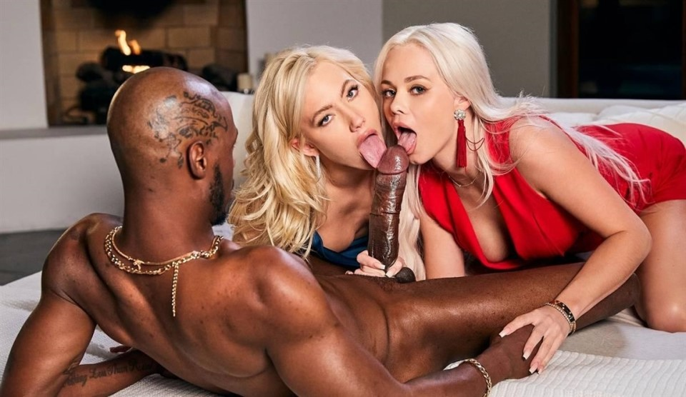[4K Ultra HD] Elsa Jean &Amp; Ivy Wolfe Elsa Jean &Amp; Ivy Wolfe - SiteRip-00:40:29   Interracial, Blowjob, Petite, Hardcore, Gonzo, All Sex, Medium Tits, Blonde, Threesome, Cum In Mouth, Cum Swapping, BBC - 7,1 GB