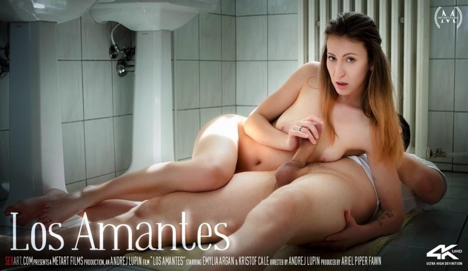 [Full HD] Emylia Argan &Amp; Kristof Cale - Los Amantes Emylia Argan - SiteRip-00:25:00 | Tattoo, All Sex, Bathroom, Indoor, Cum Shot - 1,4 GB