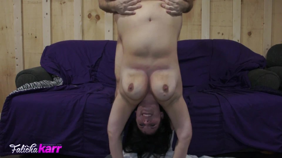 [Full HD] Falicha Karr Insane Fuckers Falicha Karr - ManyVids-00:28:05 | Sex Position, Hardcore, All Natural, Ass Grabbing, BBW - 769,8 MB