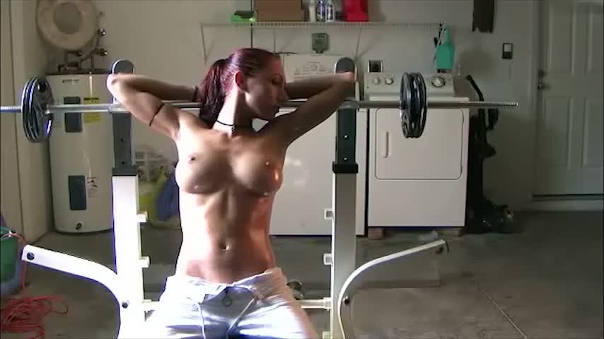 [SD] Glamortica Victoria Nelson Workout Video Glamortica - ManyVids-00:11:33   Workout/Gym, Erotic Nude, Solo Female, Big Boobs, Big Tits - 93,1 MB