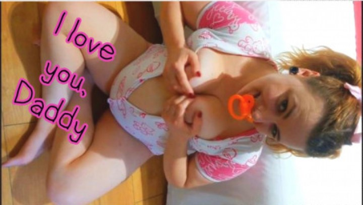 [SD] Isabel Dean I Love You Daddy Isabel Dean - ManyVids-00:07:26 | Adult Babies, Daddy Roleplay, Daddys Girl, Edging Games, Solo Masturbation - 396,8 MB