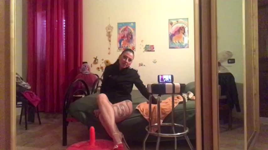 [SD] Italianporno1001 Free Dildo Foot Masturbation Italianporno1001 - ManyVids-00:03:55 | Foot Fetish, Footjobs, Self Foot Worship, Huge Dildo, Solo Masturbation - 36,2 MB