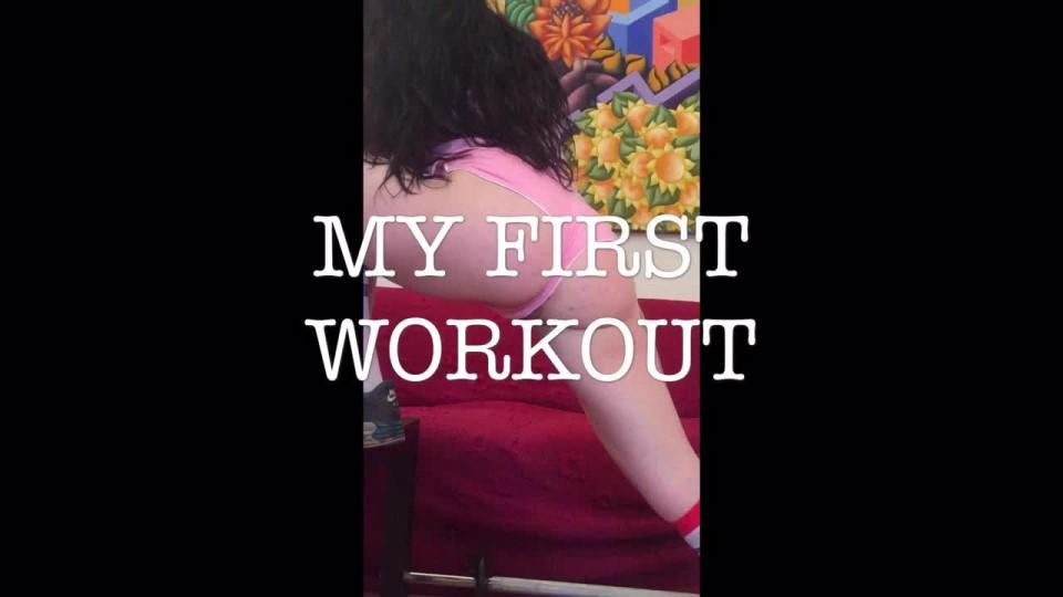 [HD] Italianporno1001 My Intense Morning Workout Italianporno1001 - ManyVids-00:07:51 | Ass, Dildo Fucking, Legs, MILF, Workout/Gym - 235,6 MB