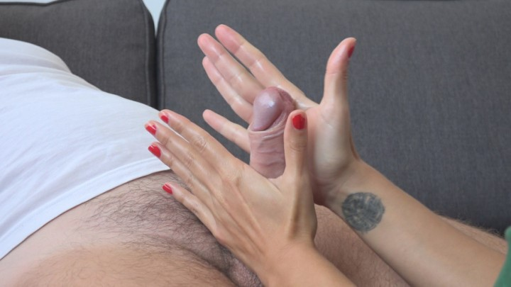 [Full HD] Ixxvicom Fast Handjob From My Stepsister Camilla IXXVICOM - ManyVids-00:05:00 | Ball And Cock Tickling, Cumshots, Handjobs, Massage, Teens - 804,6 MB