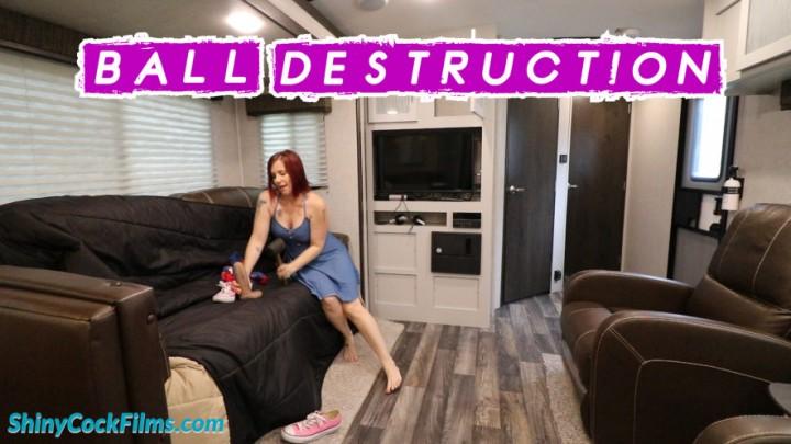 [HD] Jane Cane Ball Destruction Cbt Amp Ballbusting Jane Cane - ManyVids-00:22:19   Ball Busting, Ball Stomping, Ballbusting, CBT, Mistreated Ball - 651,6 MB