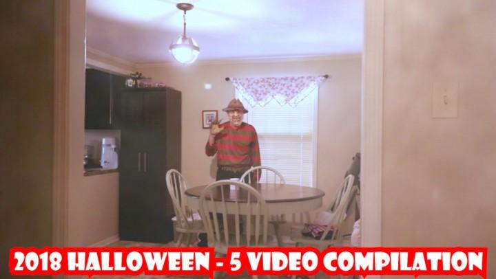 [HD] Jane Cane Halloween Compilation 5 Videos Jane Cane - ManyVids-00:47:05 | Blowjob, Cosplay, POV, Taboo, Threesome - 1,5 GB