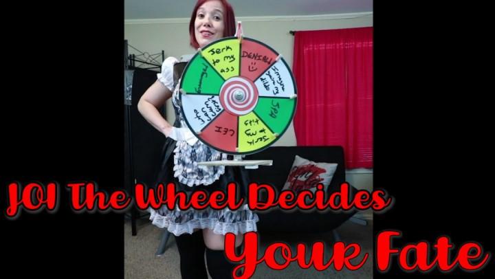Jane Cane Joi The Wheel Decides Your Fate Part 1