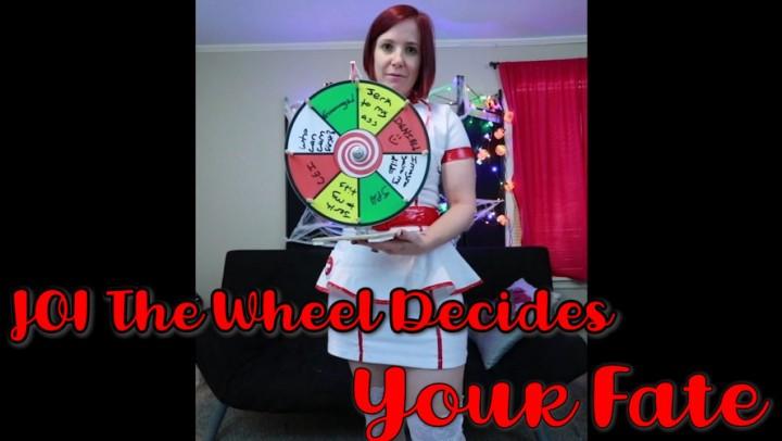 Jane Cane Joi The Wheel Decides Your Fate Part 2