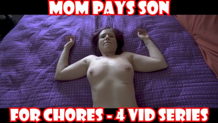 [HD] Jane Cane Mom Pays Son For Chores Complete Series Jane Cane - ManyVids-00:31:59   Assisted Masturbation, Handjobs, MILF, POV, Taboo - 1,2 GB