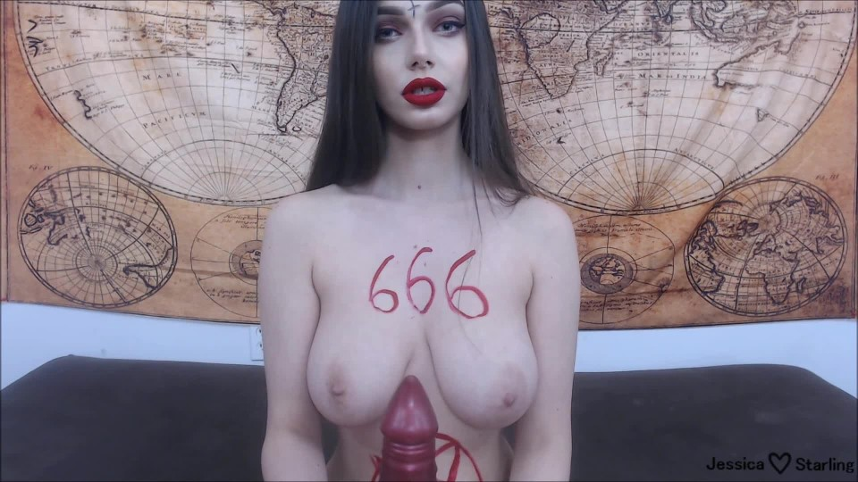 [Full HD] Jessica Starling Creampied And Impregnated By Satan Jessica Starling - ManyVids-00:15:13   Impregnation Fantasy, Creampie, Halloween, Religious, Dildo Fucking - 790 MB